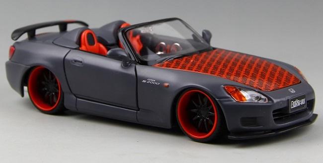 โมเดลรถ โมเดลรถเหล็ก โมเดลรถยนต์ Honda S2000 1