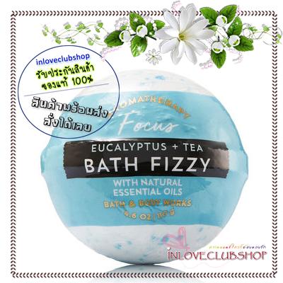 Bath & Body Works / Bath Fizzy 130 g. (Focus - Eucalyptus Tea)