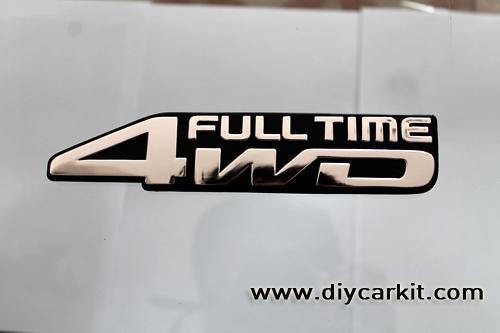 โลโก้ 4WD FULL TIME Trailblazer
