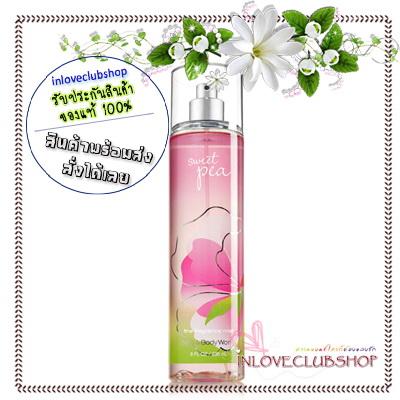 Bath & Body Works / Fragrance Mist 236 ml. (Sweet Pea) *ขายดี