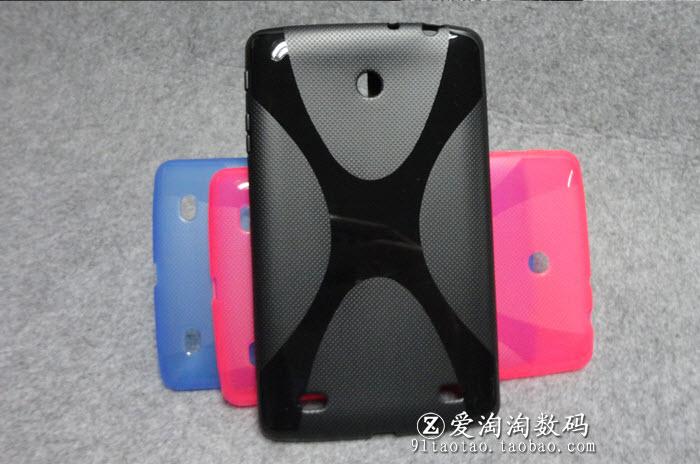เคส TPU ครอบหลัง รุ่น X Series for LG GPAD 8.0 V490