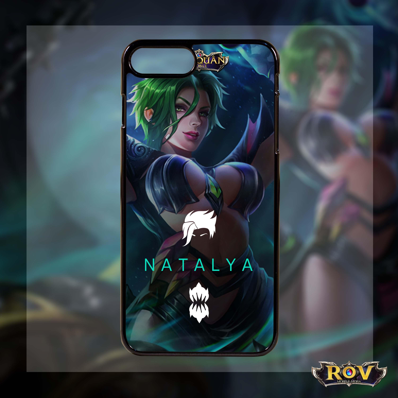 เคสโทรศัพท์ สกรีน - ROV Natalya
