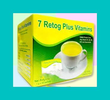 7 รีท็อกซ์ พลัส วิตามิน ( 7 Retog Plus Vitamins )