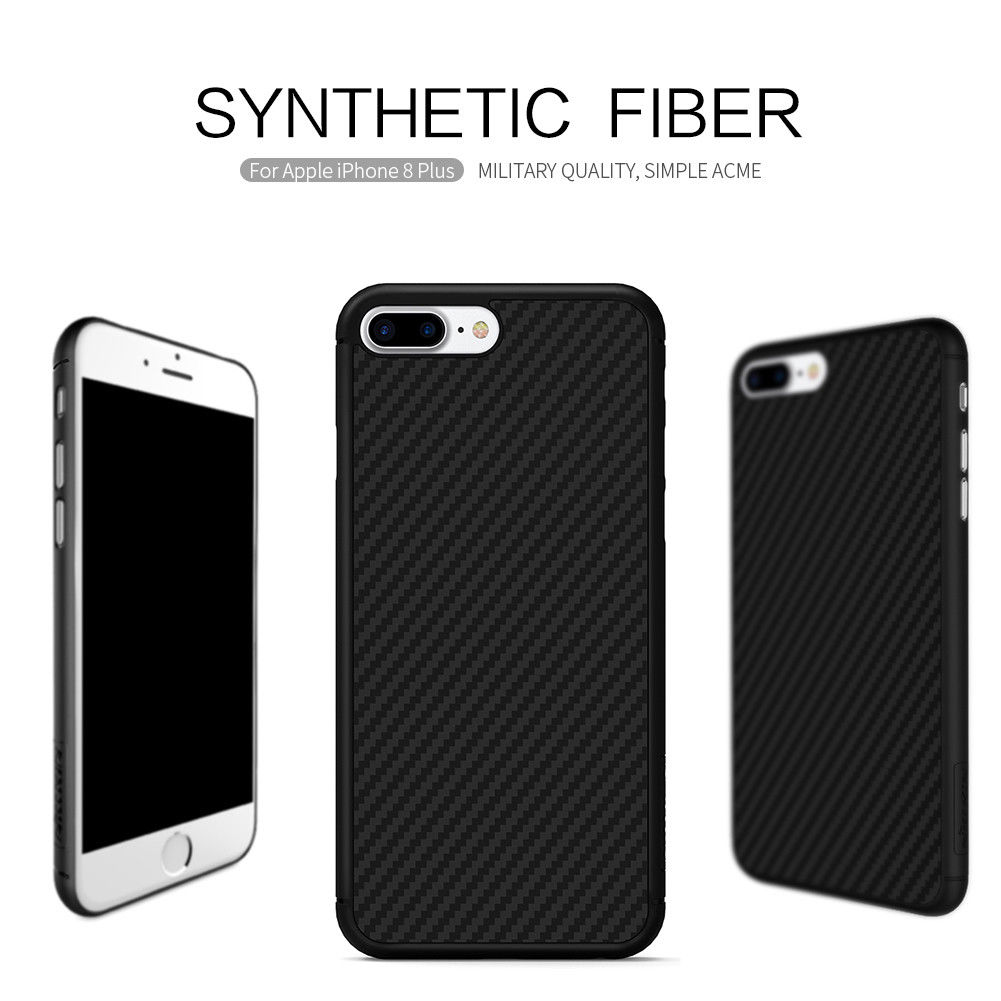 Case NILLKIN Synthetic fiber For Apple iPhone 8 Plus