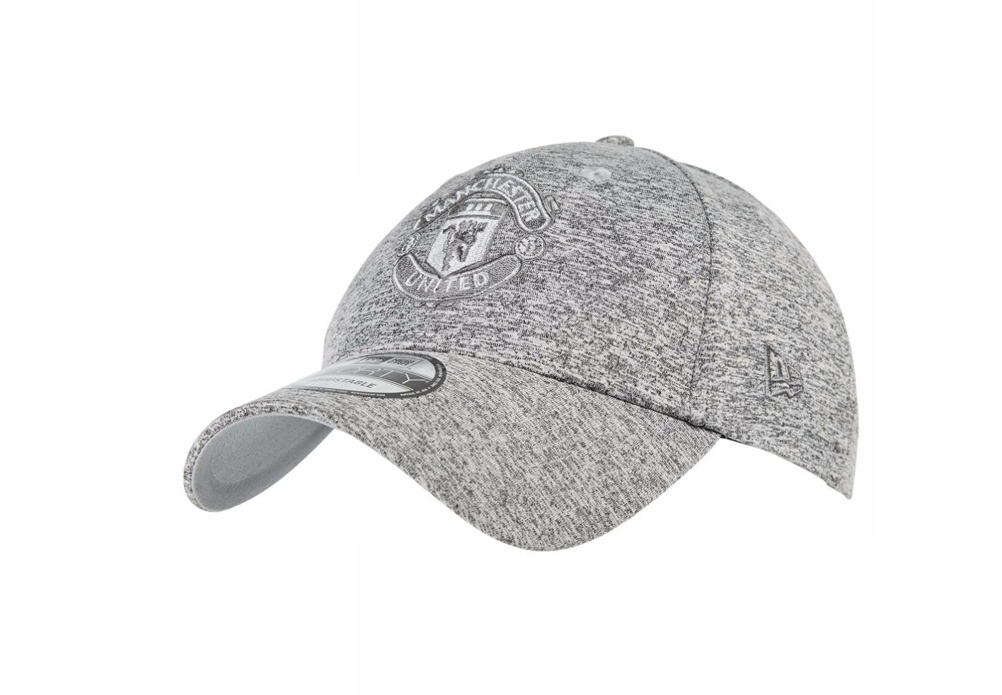 หมวกแก๊ปแมนเชสเตอร์ ยูไนเต็ด นิวอีร่า เจอร์ซี่ 9โฟร์ตี้ สีเทาของแท้