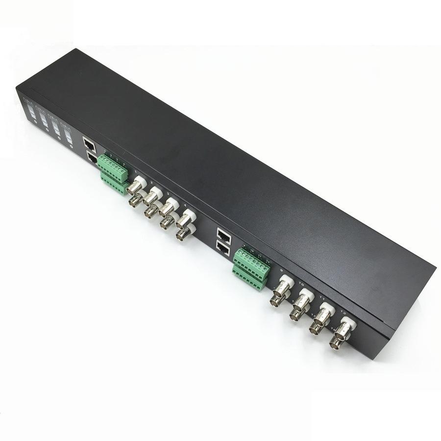 พาสซีพบาลัน 16 พอร์ท ( 16 ports video balun )