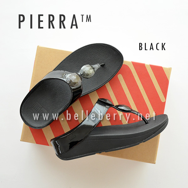 FitFlop PIERRA Black