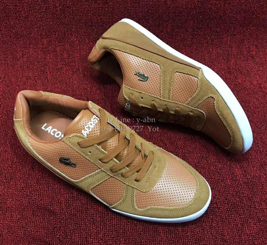 รองเท้าลาคอส Lacoste งาน3A size 40-45