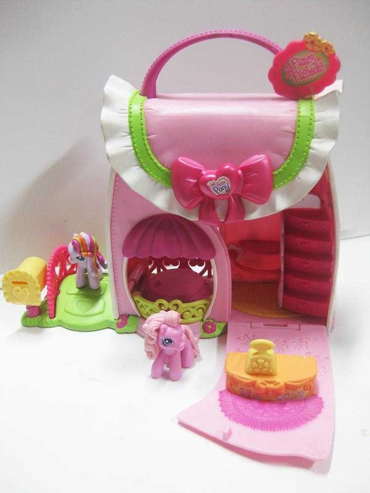 บ้านม้าลิตเติ้ลโพนี่ (little pony)