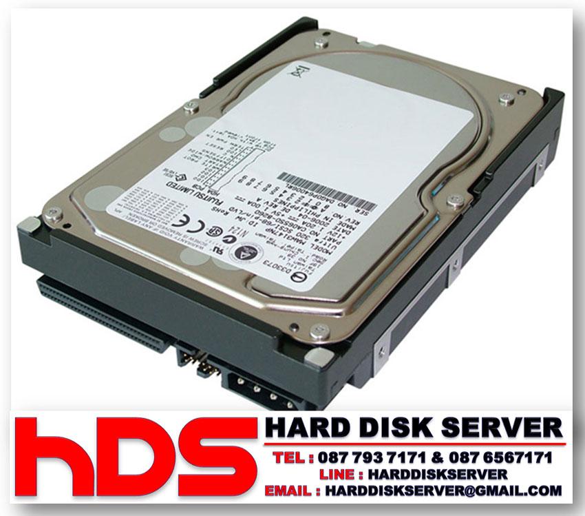 "HP//Fujitsu 300GB 15K 3.5/"" SAS Server MBA3300RC"