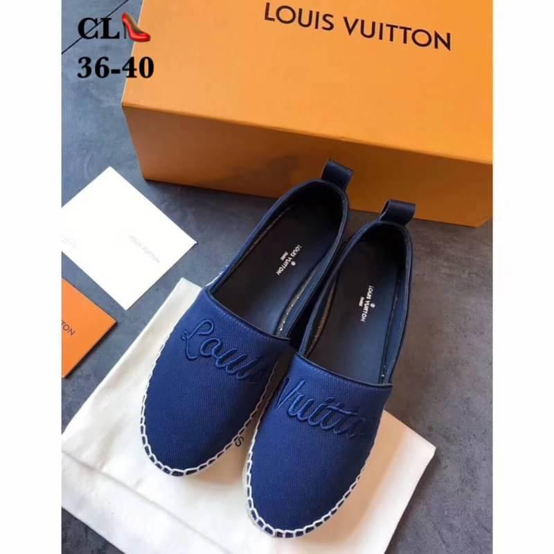รองเท้าคัาชูหลุย LV