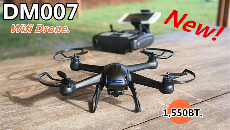 DM007 HD Camera Mini wifi Drone