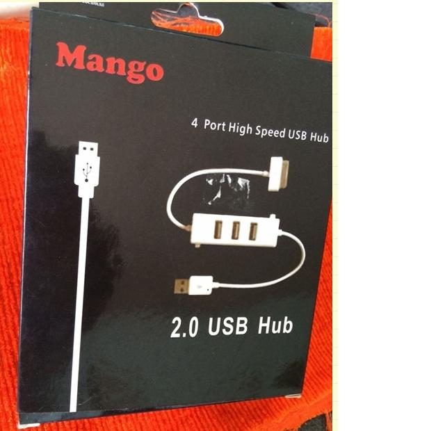 HUB USB /4 Port High Speed USB Hub