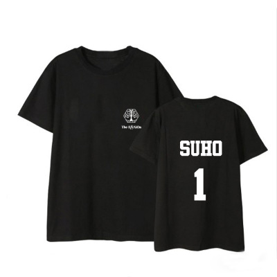 "เสื้อยืด EXO Planet #4 – ""The EℓyXiOn"" - SUHO"