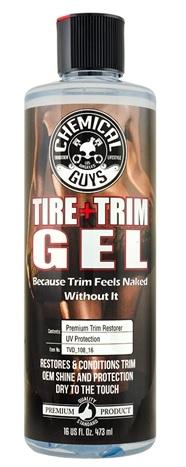 CG Tire and Trim Gel สูตรใหม่