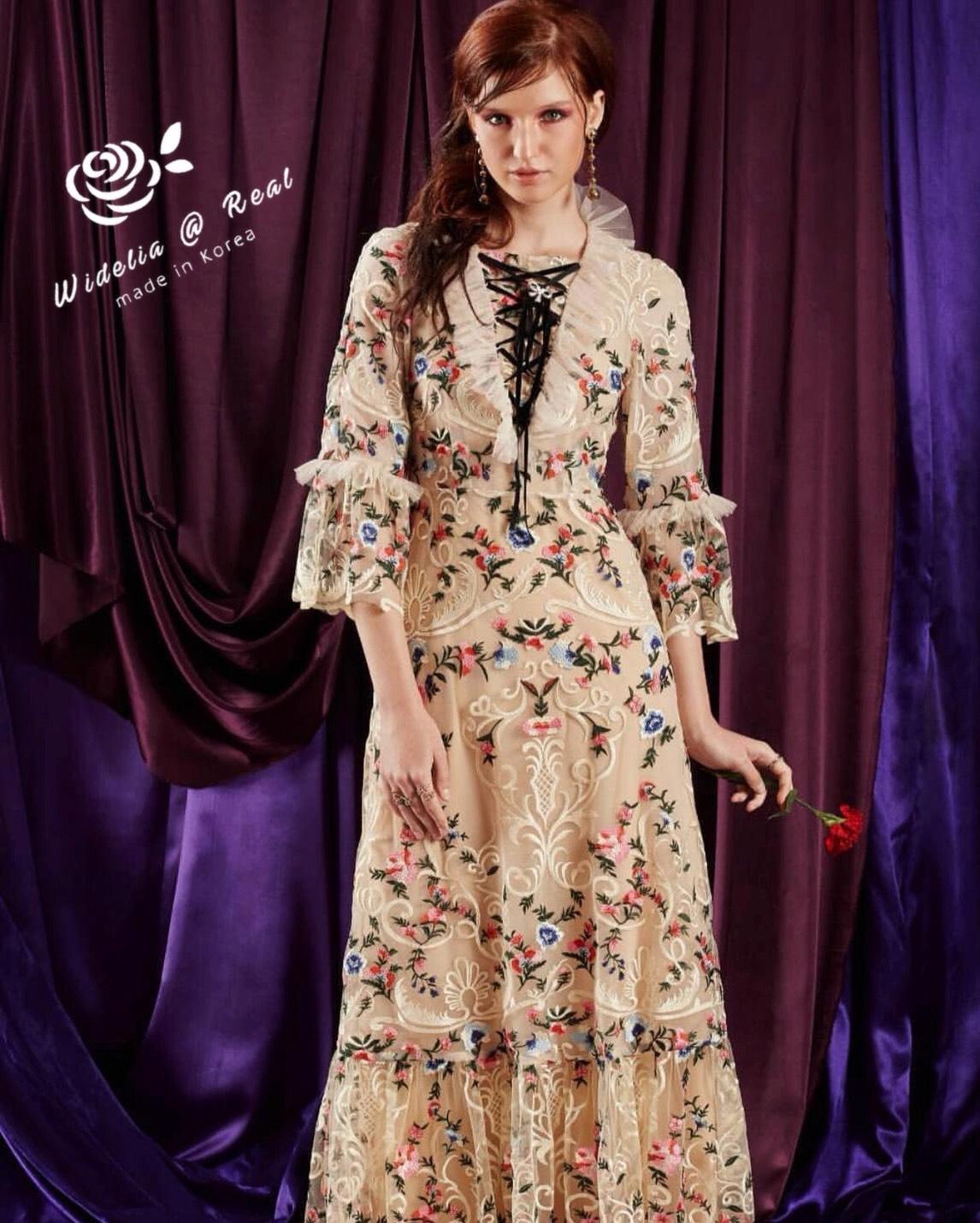 Maxi Dress ตัวยาวแสนสวย ชุดนี้สวยมากๆ