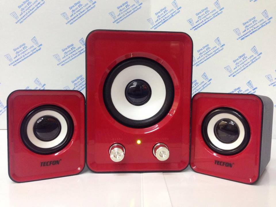 TechFon 878-แดง