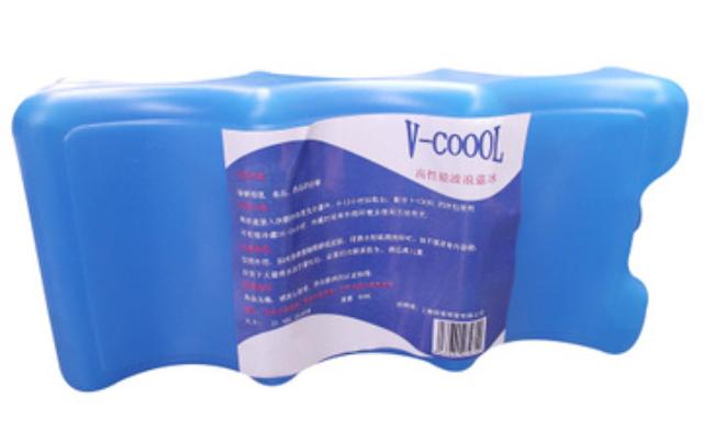 น้ำแข็งเทียม Blue ICE V-Coool