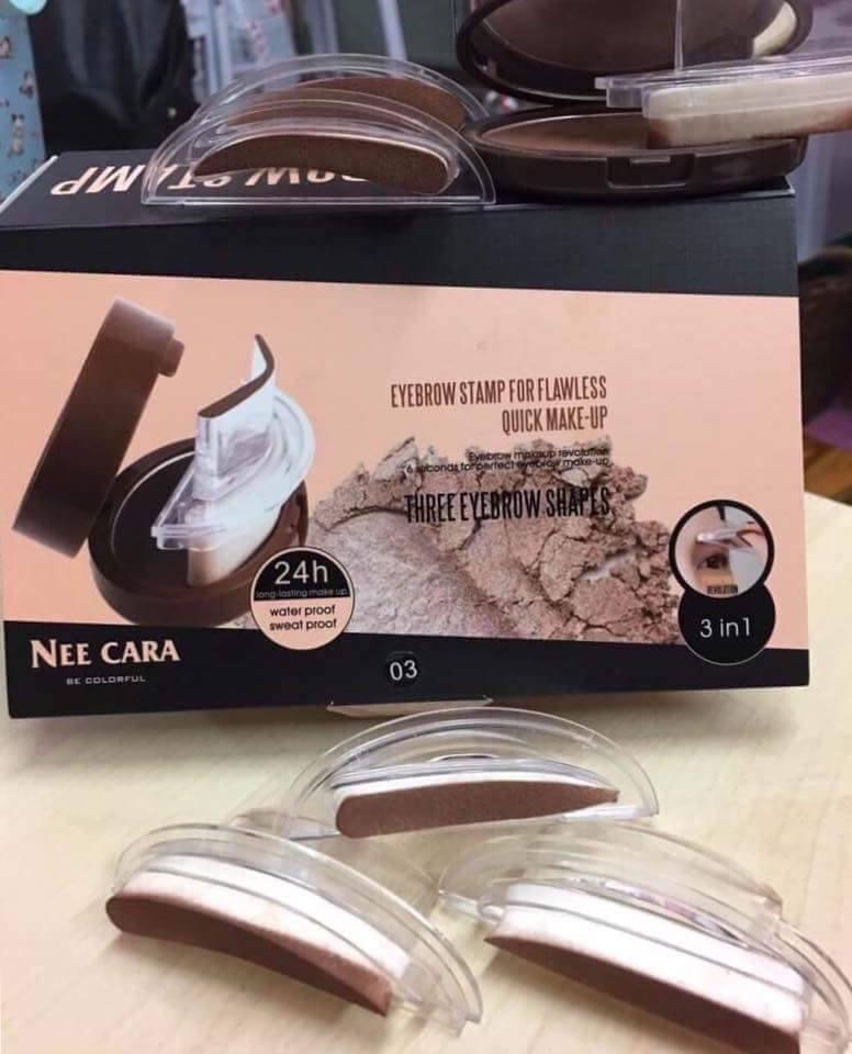 ปัีมคิ้ว Nee Cara Eyebrow Stamp