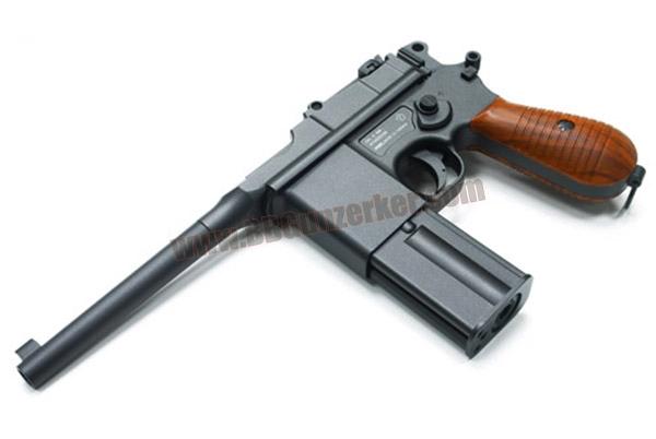 M712 Broomhandle Co2 (Full-Auto) - KWC
