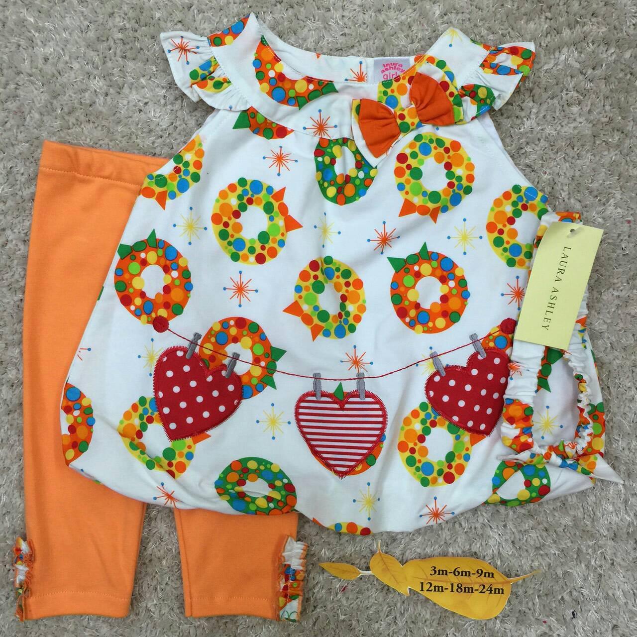 เสื้อผ้าเด็ก (พร้อมส่ง!!) 170460-21