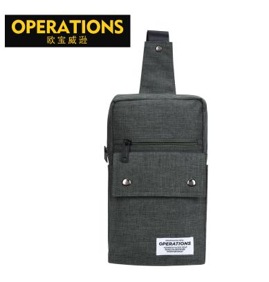 พรีออเดอร์!!! OPERATIONS กระเป๋าสะพายไหล่ รุ่น 3014