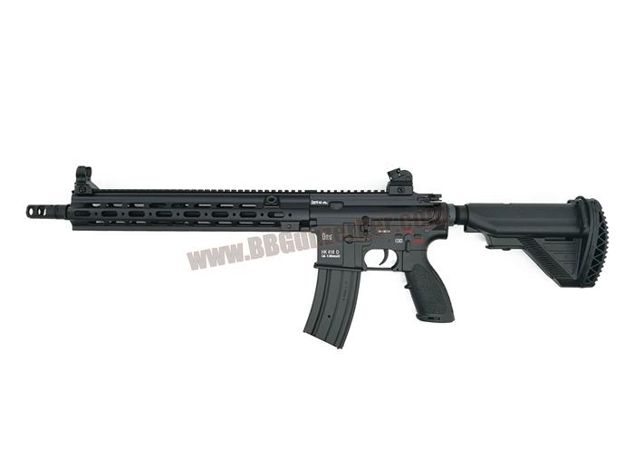 E&C 106S : HK 416 D Modular 14.5 บอดี้เหล็ก JR.Custom Gen 3