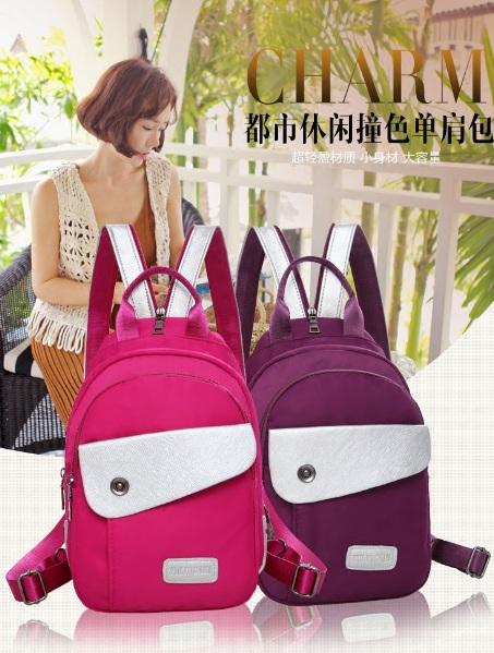 พรีออเดอร์!!! fashion กระเป๋าสะพายไหล่ สไตล์เกาหลี รุ่น 081