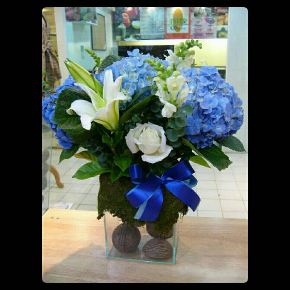 แจกันดอกไม้ 04