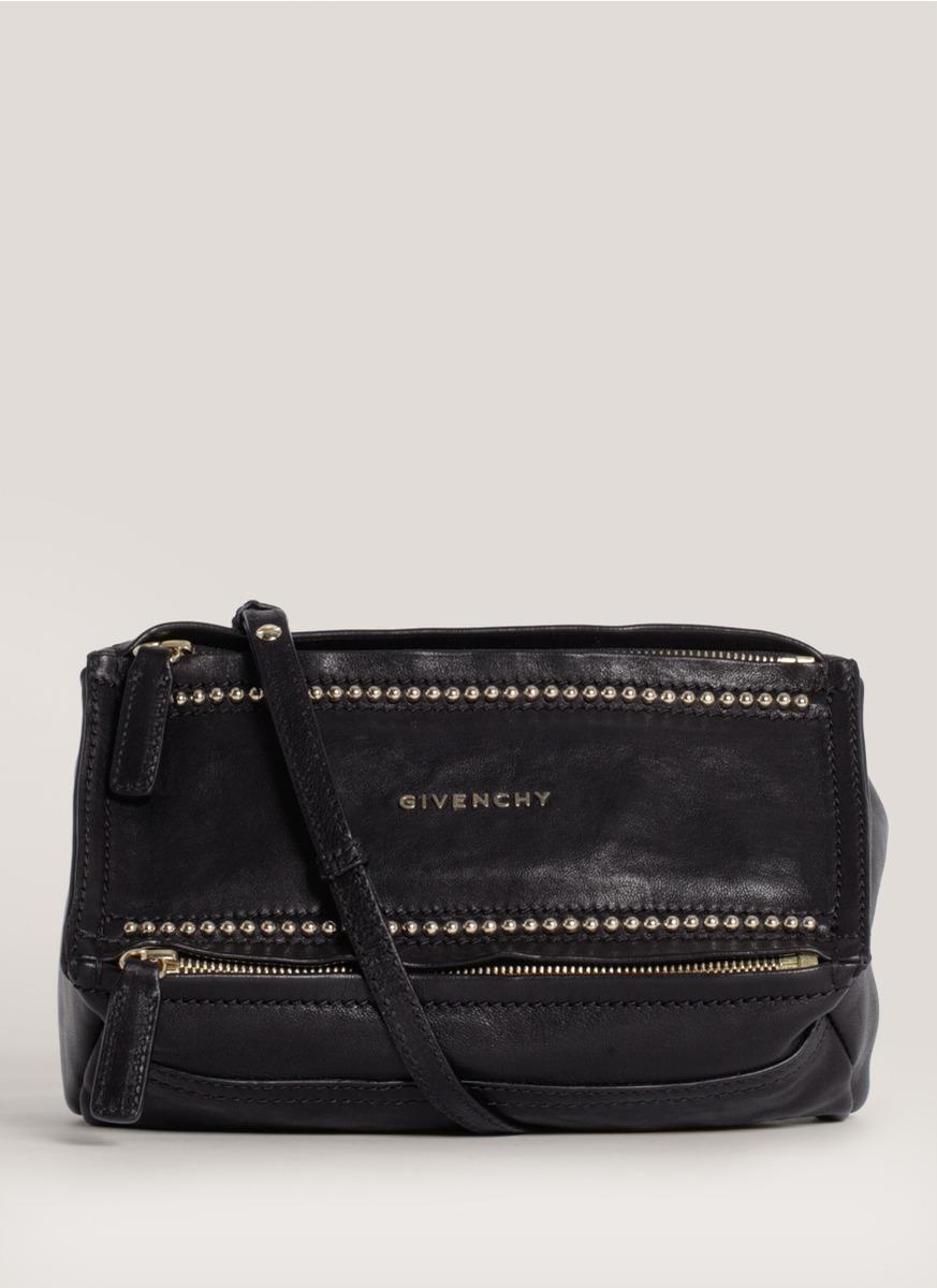 กระเป๋า Givenchy Pandora Mini Studded Black