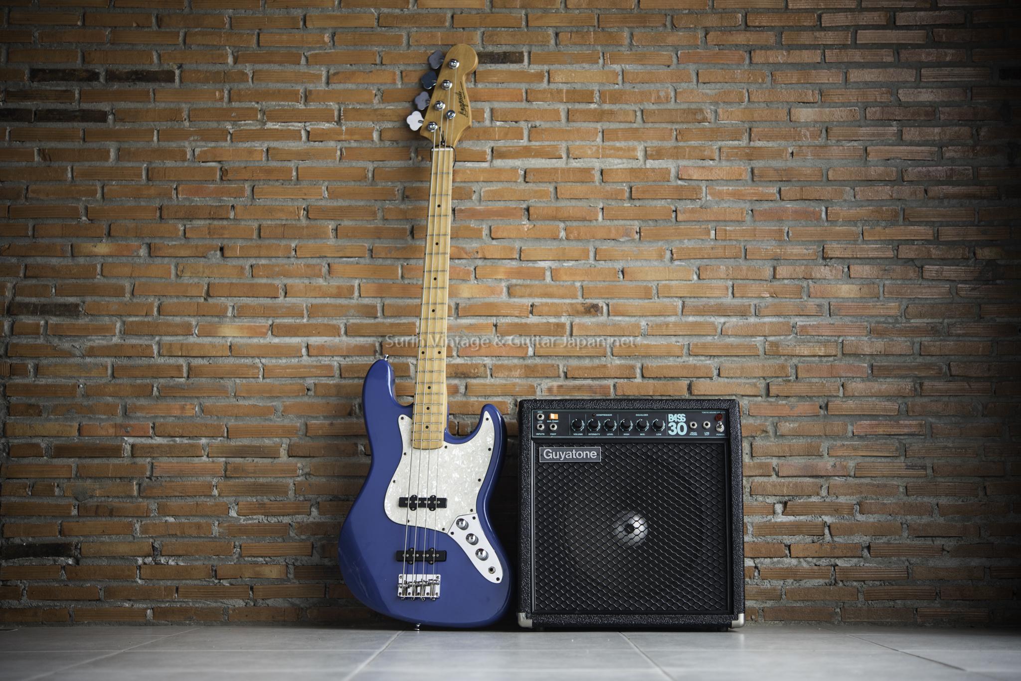 แอมป์เบสไฟฟ้ามือสอง GUYATONE Bass 30 No.1