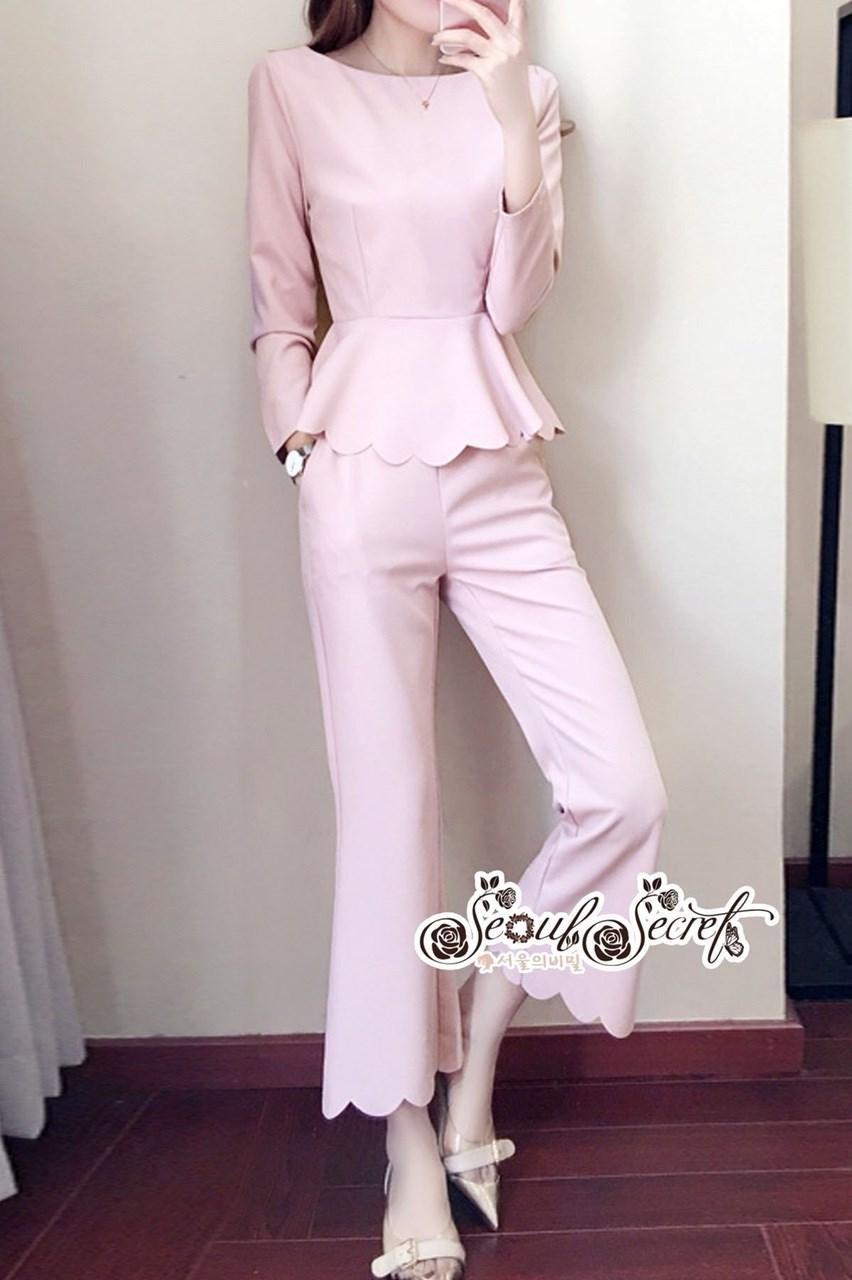 T-Shirt Sweet Pink Classic Set