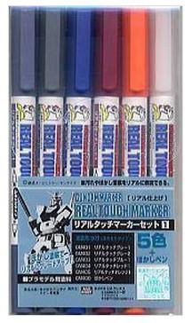 ชุด Gundam Marker R.TOUCH SET1