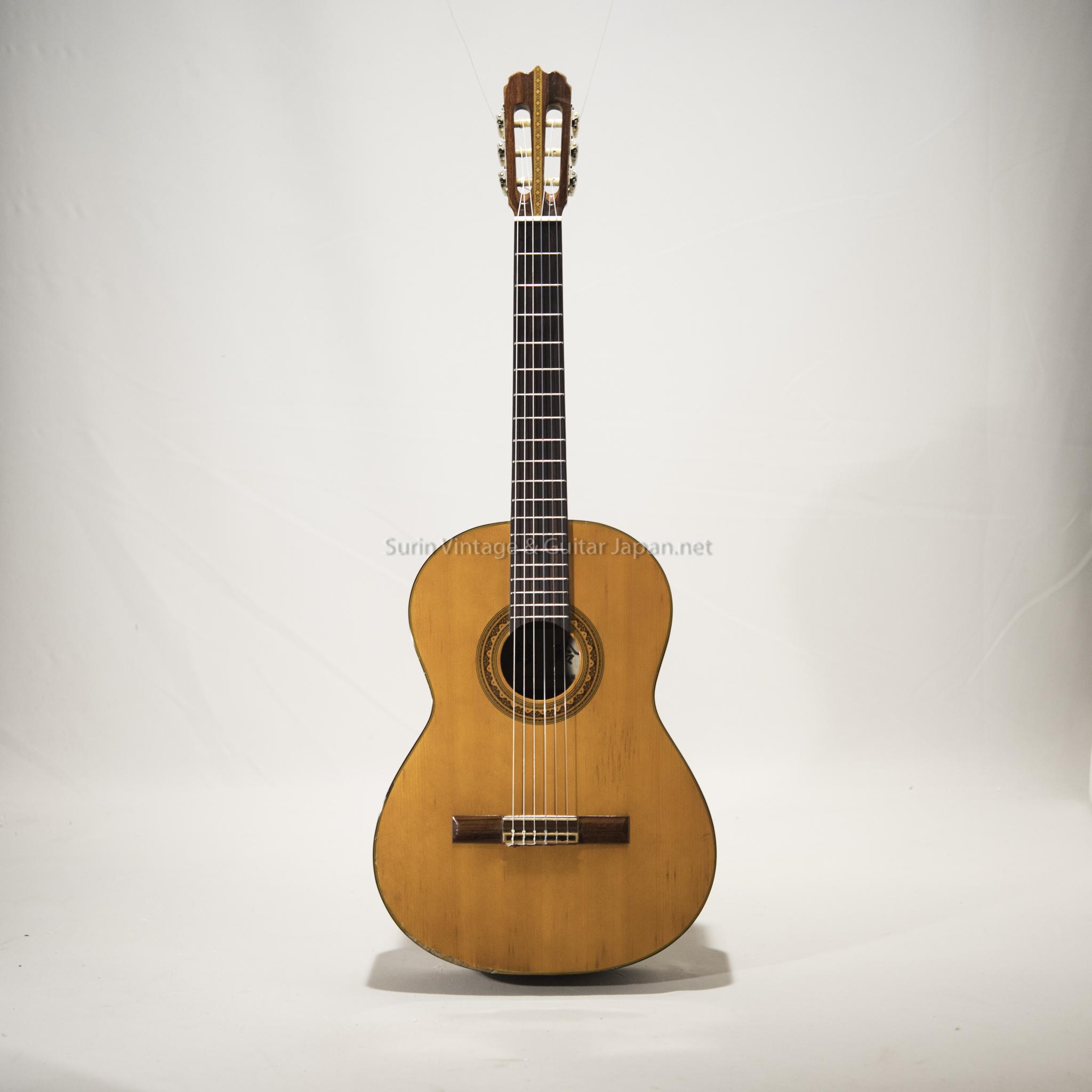 กีต้าร์คลาสสิคมือสอง Classic Guitar Vintage japan No.10