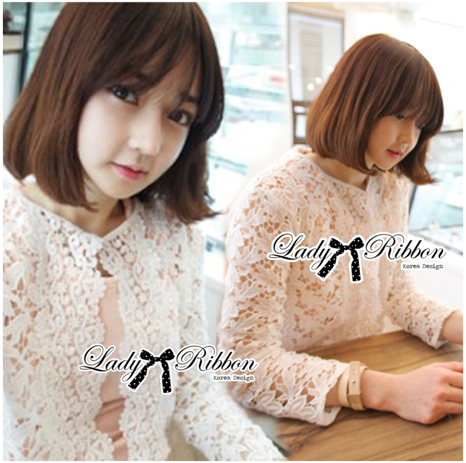 Lady Rose Elegant Delicacy Lace Outerwear