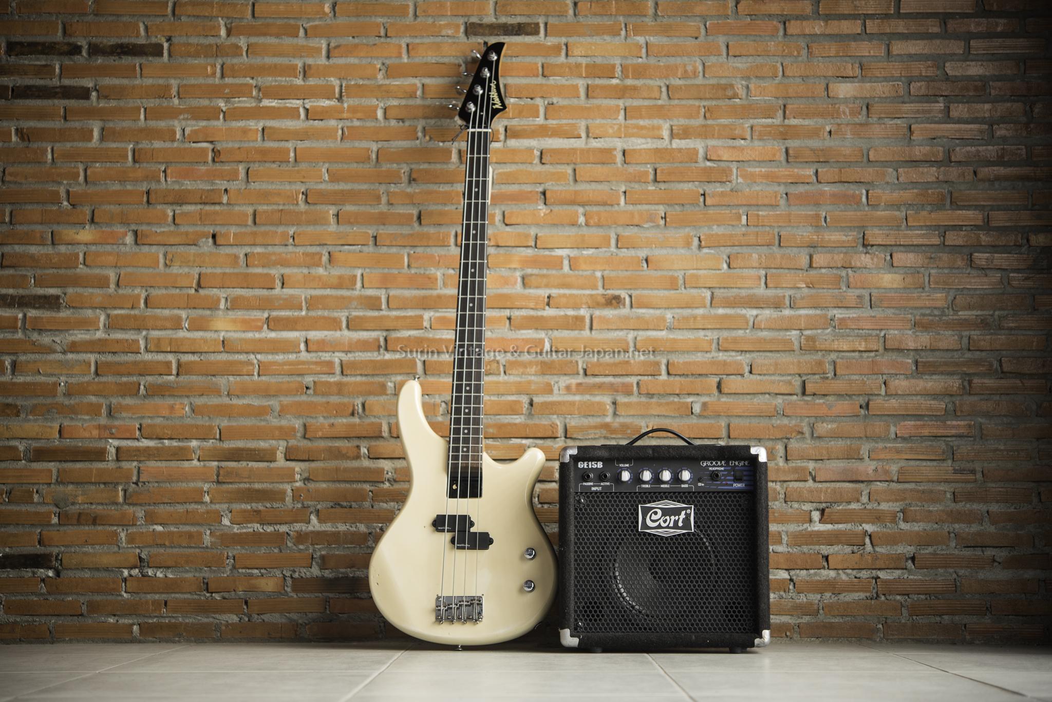 แอมป์เบสไฟฟ้ามือสอง Cort GE15B Bass Amp