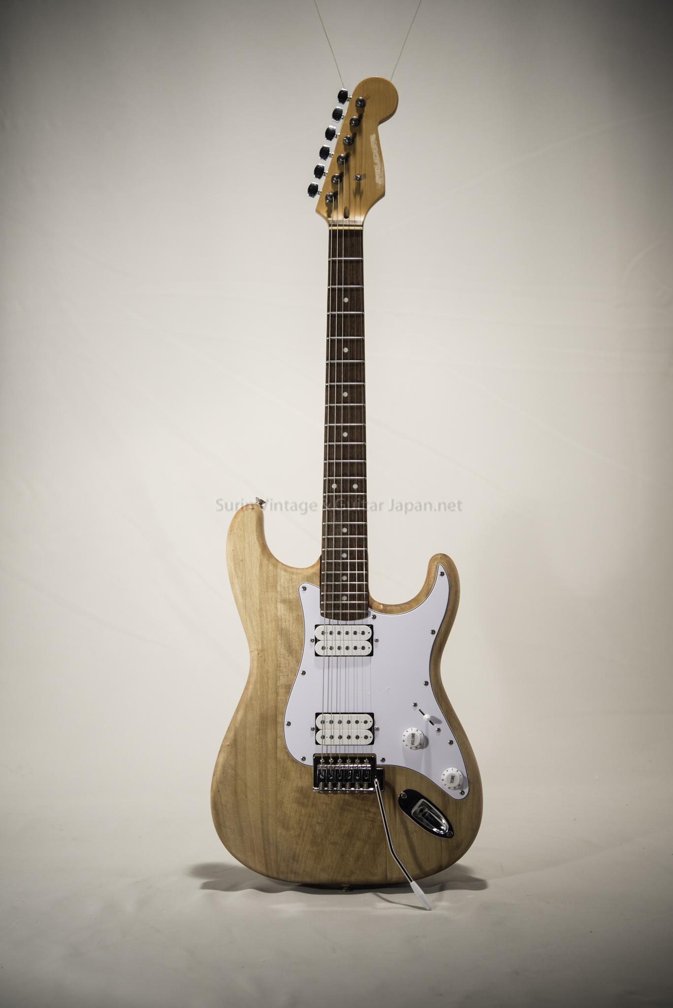 กีต้าร์ไฟฟ้ามือสอง Stratocaster Modify No.30