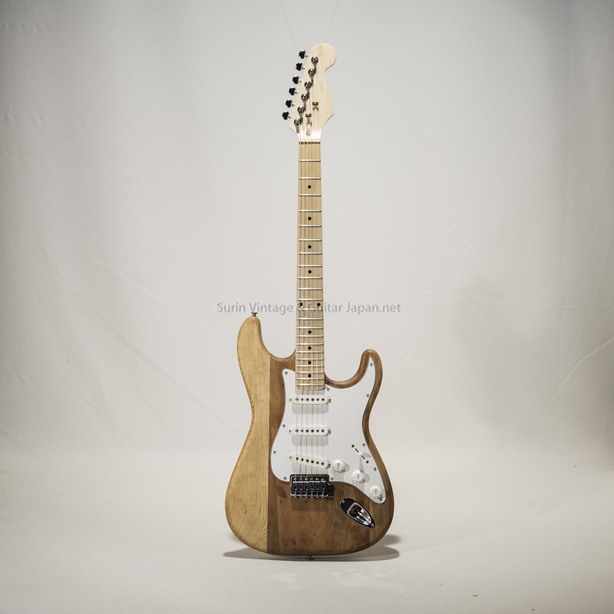กีต้าร์ไฟฟ้ามือสอง Stratocaster Modify No.56