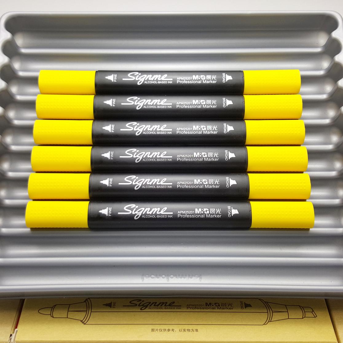 ปากกามาร์คเกอร์ไซน์มิ Signme Professional Marker - #044