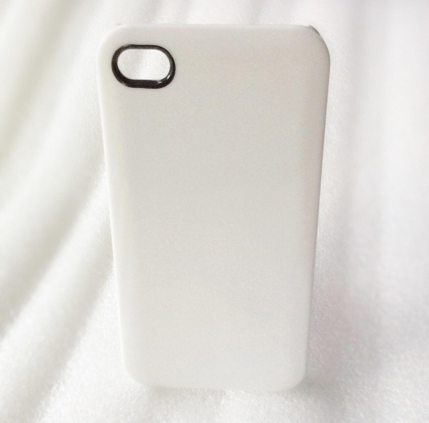 *Clearance Sale* Case iPhone 4/4s สีขาว