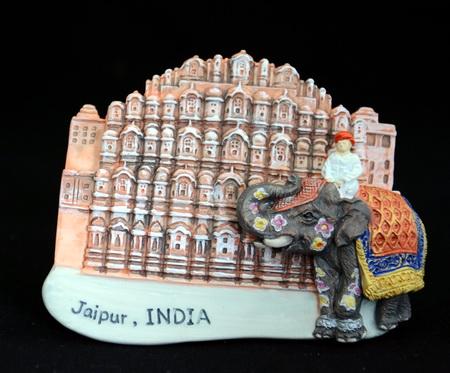 """พระราชวังแห่งสายลม อินเดีย, Hawa Mahal """"Pink City"""", INDIA"""