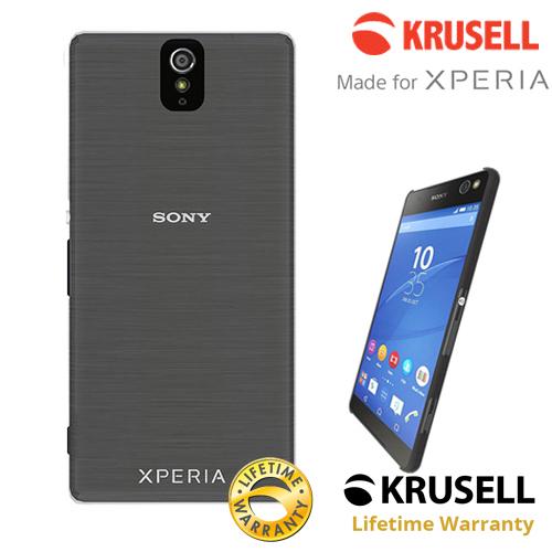 เคส Xperia C5 Ultra ของ Krusell Boden Cover Case