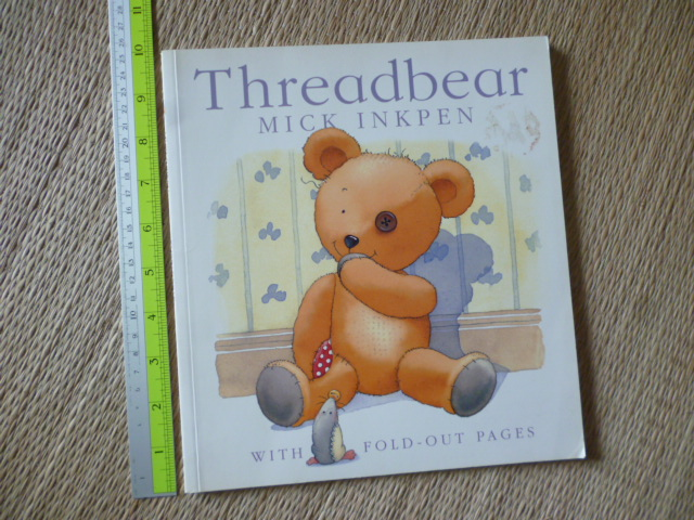Threadbear (With Fold-out Pages)