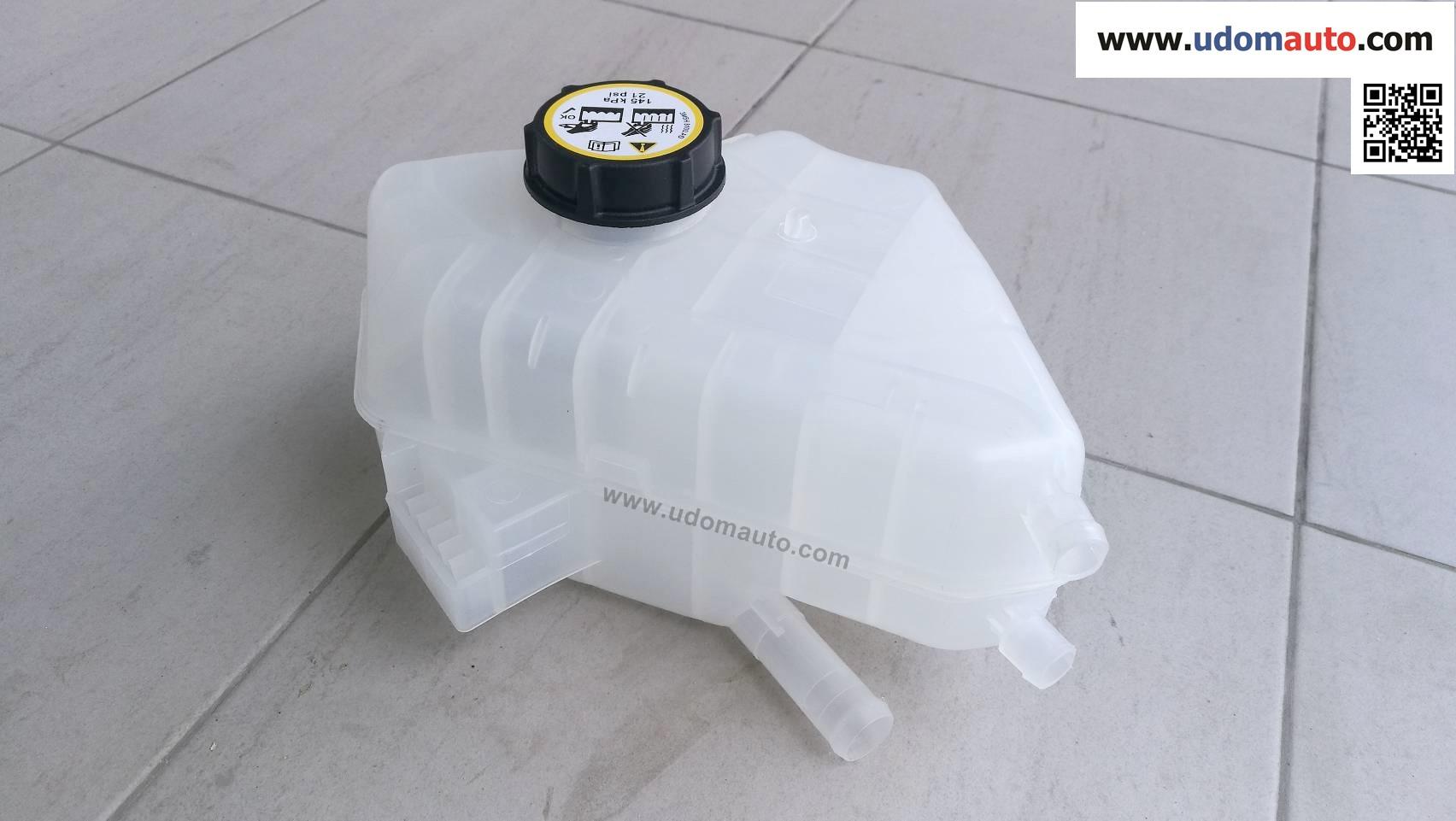 """กระป๋องพักน้ำ FIESTA (เฟียสต้า) """"ของเทียบ"""" / Expansion Tank, #8K218"""