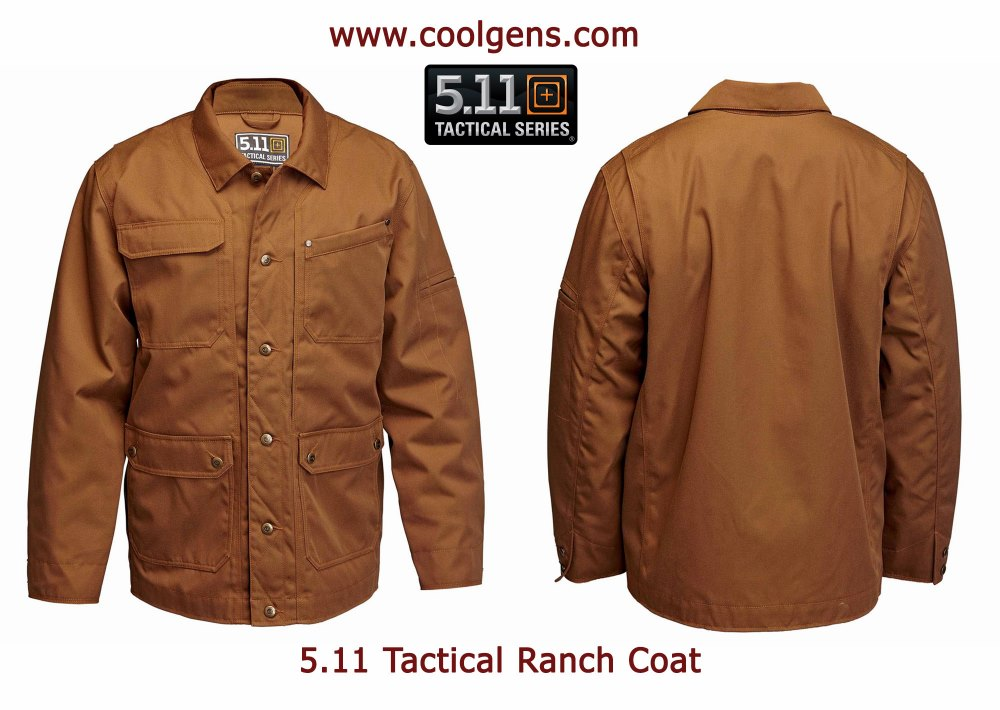 5.11 Tactical® Ranch Coat
