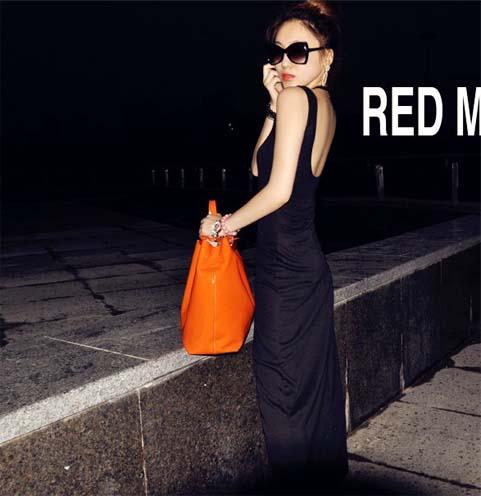 maxi dress-ชุดเดรสยาวเข้ารูป ตัวเทห์ ใส่เที่ยว ใส่ทำงาน สีดำ แขนกุด เปิดหลัง สามารถใส่ออกงานได้ ออกแนวเซ็กซี่ แฟชั่นมาใหม่ น่ารักมากๆ ค่ะ Asia Street Fashion