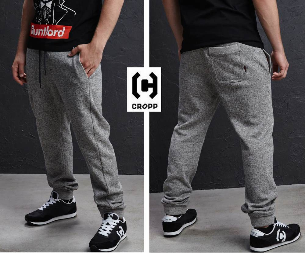 CROPP MEN'S SWEATPANTS - STONE GREY ( มาเพิ่ม 07-10- 58 )