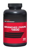 NC Pro Performance® Branched Chain1800 (BCAAs) บรานซ์ เชน... 120 Softgel Capsules Code: 677267 เลขทะเบียน อย. 10-3-02940-1-0005