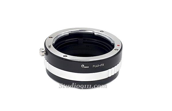 อแดปเตอร์แปลงท้ายเลนส์ FUJICA AX ใช้กับกล้อง FUJI X