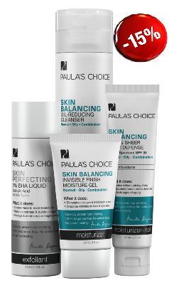 PAULA'S CHOICE Skin Balancing Simple Kit